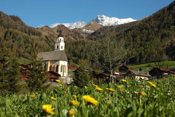 Die Wallfahrtskirche Maria Schnee
